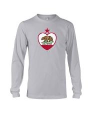 State Flag of California Long Sleeve Tee thumbnail