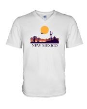 New Mexico V-Neck T-Shirt thumbnail