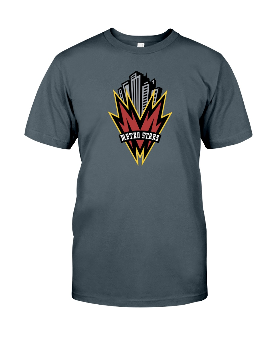 New York - New Jersey MetroStars Classic T-Shirt