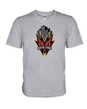 New York - New Jersey MetroStars V-Neck T-Shirt thumbnail