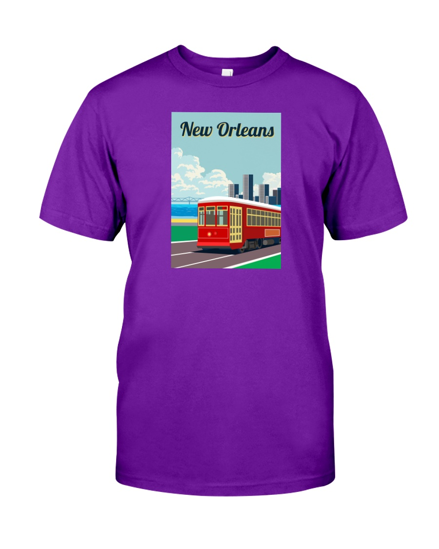 New Orleans Classic T-Shirt