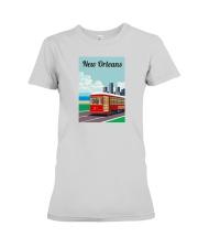 New Orleans Premium Fit Ladies Tee thumbnail