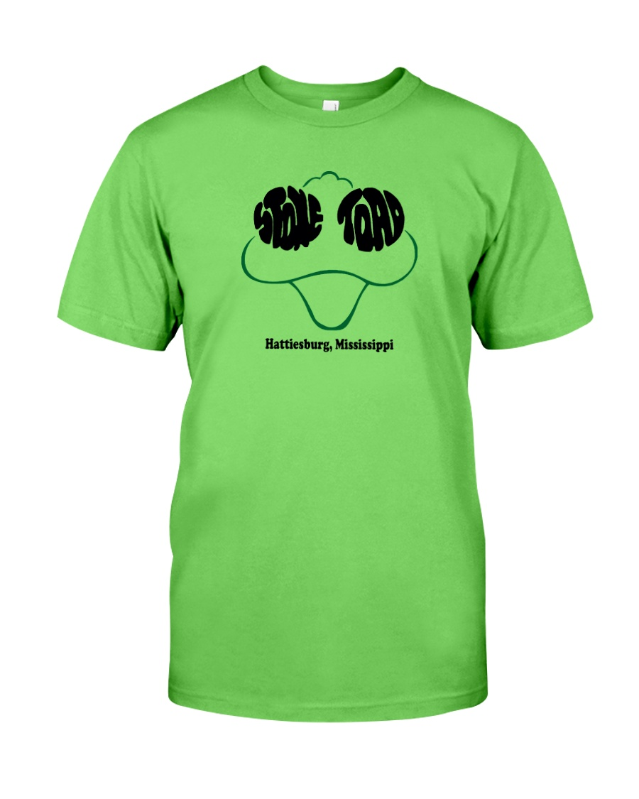 Stone Toad - Hattiesburg Mississippi Classic T-Shirt