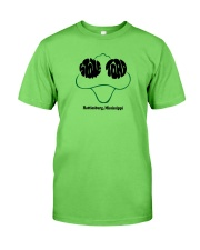 Stone Toad - Hattiesburg Mississippi Classic T-Shirt front
