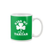 Kiss Me I'm a Tartar Mug thumbnail