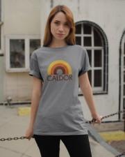 Caldor Classic T-Shirt apparel-classic-tshirt-lifestyle-19