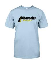 Memphis Pharaohs Classic T-Shirt front