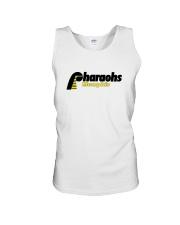 Memphis Pharaohs Unisex Tank thumbnail