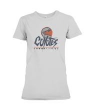 Connecticut Coyotes Premium Fit Ladies Tee thumbnail
