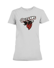 New Jersey - Williamsport Outlaws Premium Fit Ladies Tee thumbnail