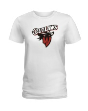 New Jersey - Williamsport Outlaws Ladies T-Shirt thumbnail