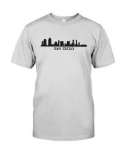 The San Diego Skyline Premium Fit Mens Tee thumbnail