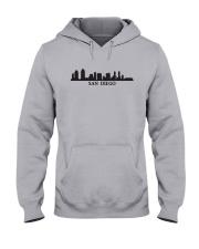 The San Diego Skyline Hooded Sweatshirt thumbnail