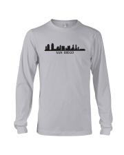 The San Diego Skyline Long Sleeve Tee thumbnail