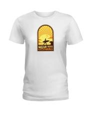 Ocean City - California Ladies T-Shirt thumbnail