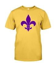 Fleur-de-lis Classic T-Shirt front