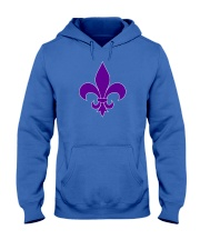 Fleur-de-lis Hooded Sweatshirt thumbnail