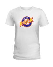 WWCT 106 FM - Peoria Illinois Ladies T-Shirt thumbnail