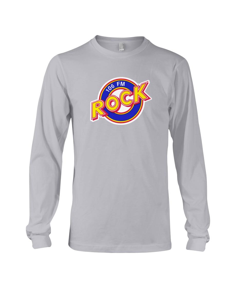 WWCT 106 FM - Peoria Illinois Long Sleeve Tee