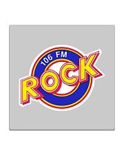 WWCT 106 FM - Peoria Illinois Square Coaster thumbnail