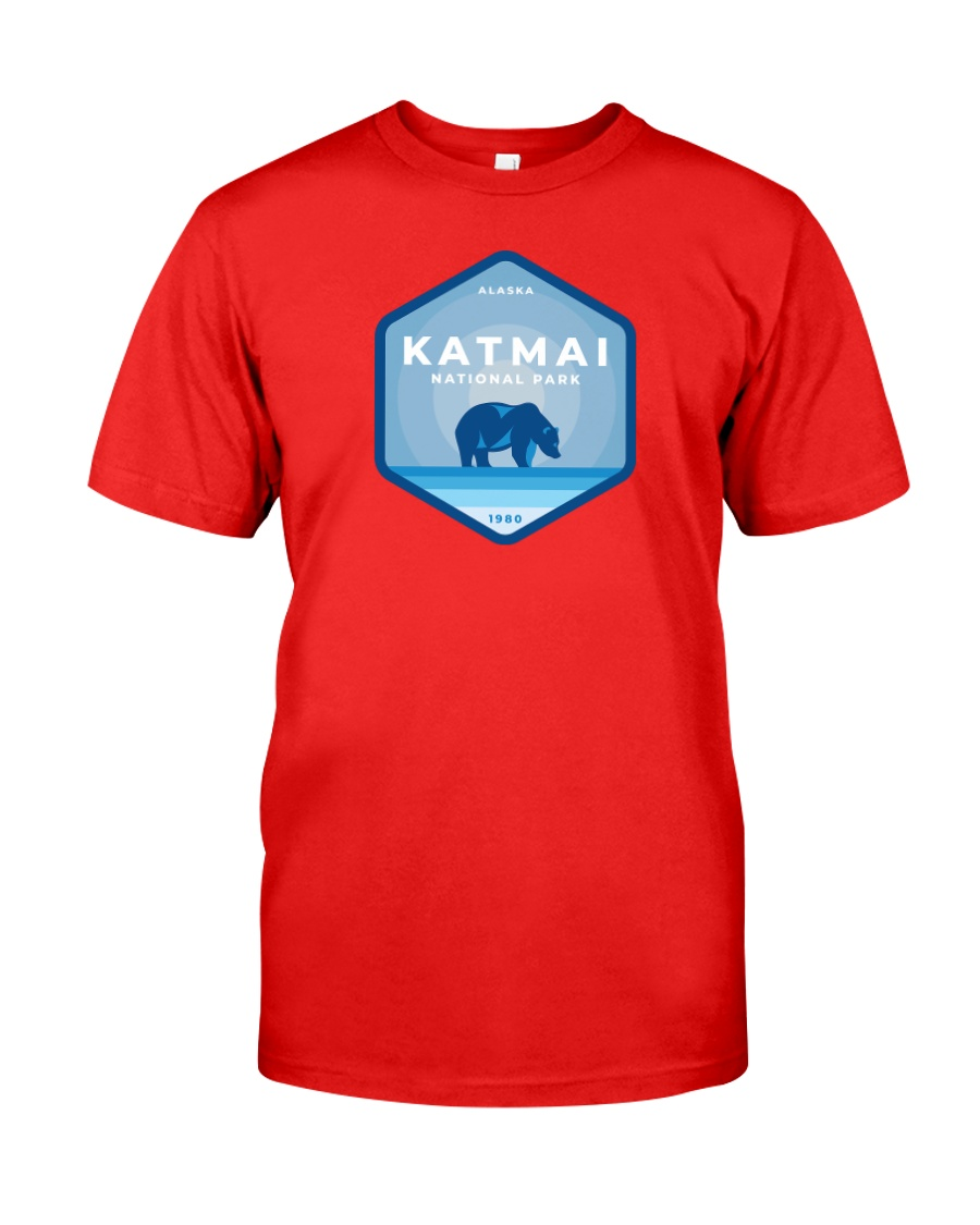 Katmai National Park - Alaska Classic T-Shirt