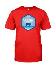 Katmai National Park - Alaska Classic T-Shirt front