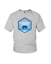 Katmai National Park - Alaska Youth T-Shirt thumbnail