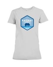 Katmai National Park - Alaska Premium Fit Ladies Tee thumbnail