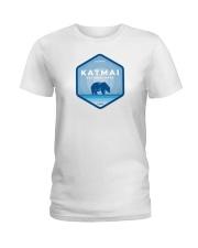 Katmai National Park - Alaska Ladies T-Shirt thumbnail