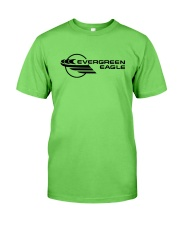 Evergreen International Airlines Classic T-Shirt front