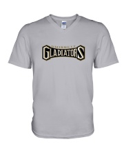 Gwinnett Gladiators  V-Neck T-Shirt thumbnail
