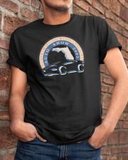 Central Florida International Auto Show Classic T-Shirt apparel-classic-tshirt-lifestyle-26