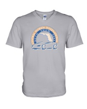 Central Florida International Auto Show V-Neck T-Shirt thumbnail