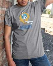 Oakland Invaders Classic T-Shirt apparel-classic-tshirt-lifestyle-27