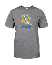 Oakland Invaders Classic T-Shirt front