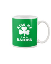 Kiss Me I'm a Raider Mug thumbnail