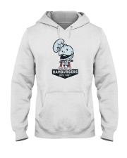 Geri's Hamburgers Hooded Sweatshirt thumbnail