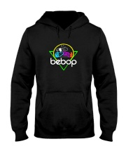 Bebop Record Shop Hooded Sweatshirt front