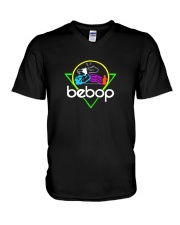 Bebop Record Shop V-Neck T-Shirt thumbnail