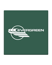 Evergreen International Airlines Square Coaster thumbnail