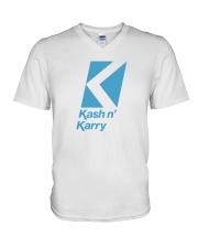 Kash n' Karry V-Neck T-Shirt thumbnail