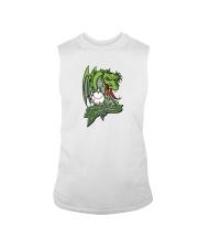 Shreveport Swamp Dragons  Sleeveless Tee thumbnail