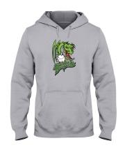 Shreveport Swamp Dragons  Hooded Sweatshirt thumbnail