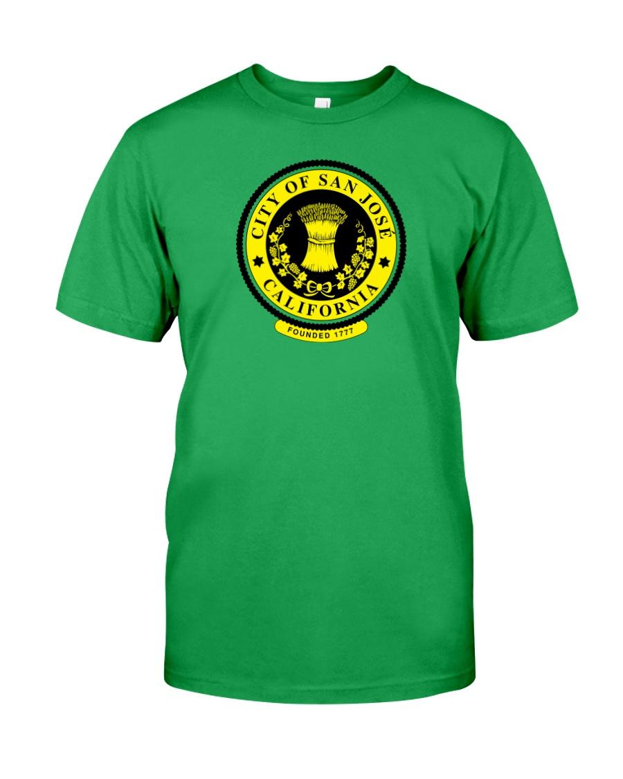 San Jose - California Classic T-Shirt