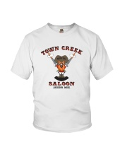 Town Creek Saloon - Jackson Mississippi Youth T-Shirt thumbnail