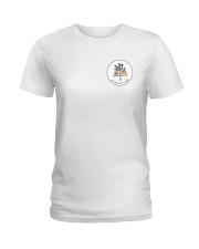 Joshua Tree National Park - California Ladies T-Shirt thumbnail