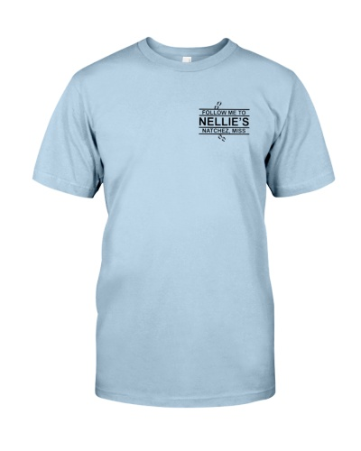 Follow me to Nellie's - Natchez Mississippi