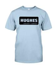 Hughes Aircraft Company Classic T-Shirt front