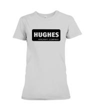 Hughes Aircraft Company Premium Fit Ladies Tee thumbnail