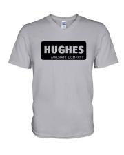 Hughes Aircraft Company V-Neck T-Shirt thumbnail